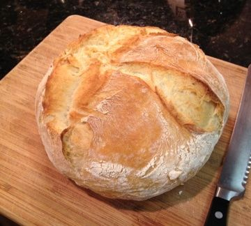Simply Rustic Bread